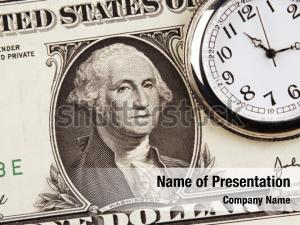 Watch and cash powerpoint theme