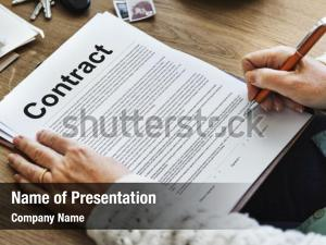 Remembrance terms business contract