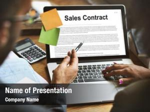 Forms sales contract documents legal