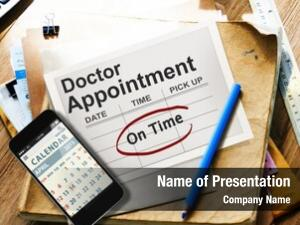 Calendar doctor appointment meeting event