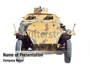 German military vehicle