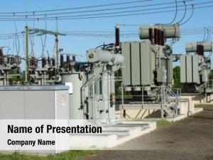 Power transformer high station