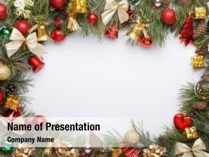 Christmas christmas frame ornaments decorations