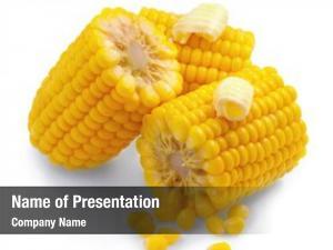 White corn combs