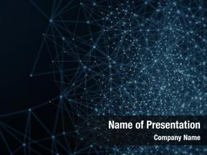 Nodes illustration network