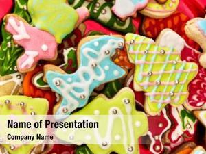 Cookies christmas gingerbread red xmas