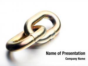 High key chain link single, heavy