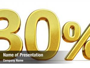 30%, gold sale gold percent