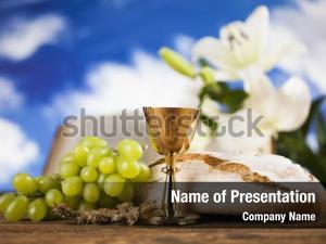 Spiritual bread holy communion