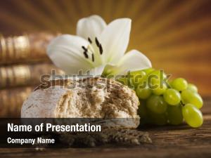 Confirmation bread holy communion
