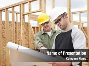 Building construction contractors new home