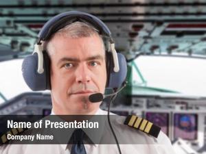 Wearing airline pilot uniform epaulettes