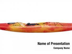 Crossover side view kayak (whitewater