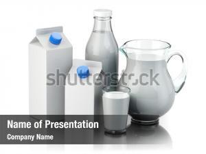 Presentation milk