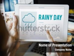 Forecast rainy day