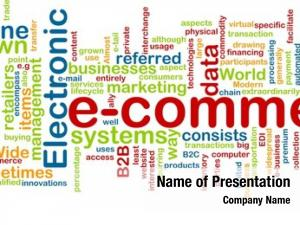 Concept word cloud e commerce electronic