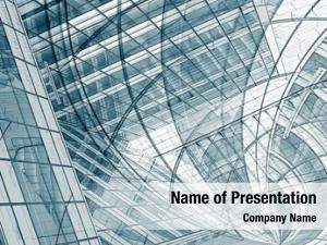Abstract architecture drawing background industry