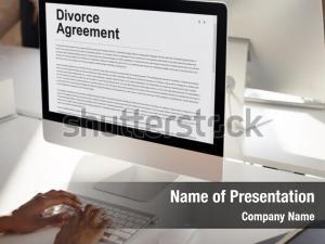 Contemporary decree divorce agreement