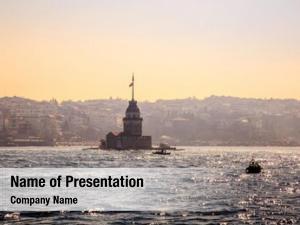 Bosporus built middle strait, maidens