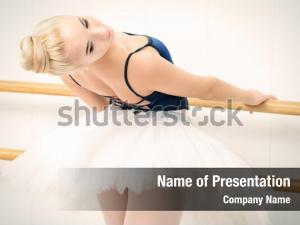 Beautiful close up portrait ballet dancer