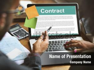 Brainstorming terms business contract