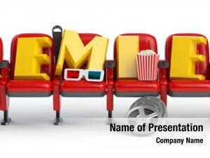 Video cinema, movie concept