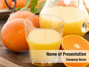 Orange orange fresh juice