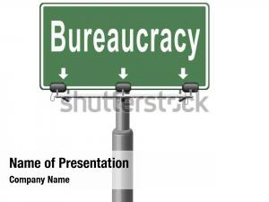Bureaucracy paper