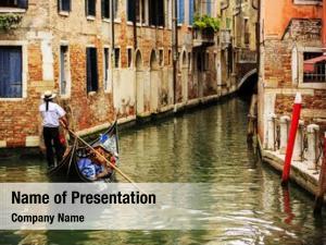 Venice venice, italy canal gondolas