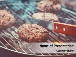 Burger tasty vegan make, preparation
