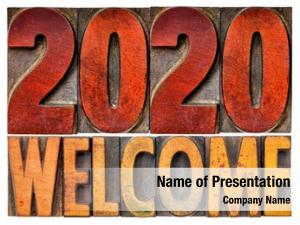 Word 2020 welcome abstract text