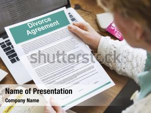Contract decree divorce agreement