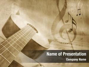 Guitar, grunge music sheet music