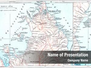 Globe map madagascar