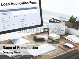 Connection application loan financial