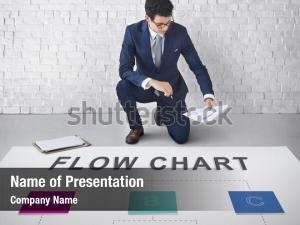 Professional organization flow chart