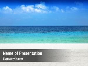 Featuring caribbean beach levels white