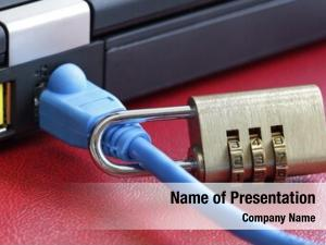 Network internet security protection concept,