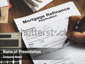 E business application mortgage refinance
