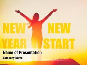 New new year start success