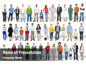 People multi ethnic group diversity careers