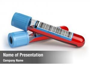 Tubes blood test