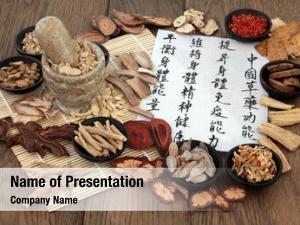 Medicine chinese herbal herb ingredients