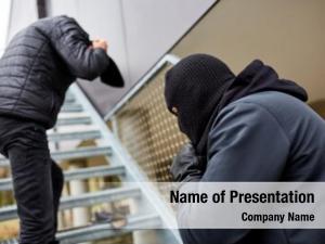 Burglary clan crime raid two