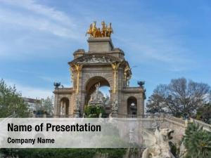 Horses fountain, golden gargoyles citadel
