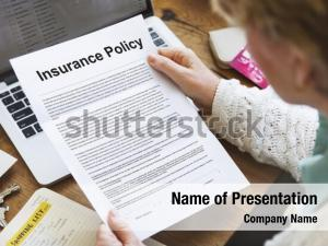 Application agreement insurance policy
