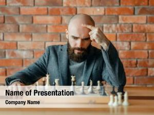 Understood chess player that lost,