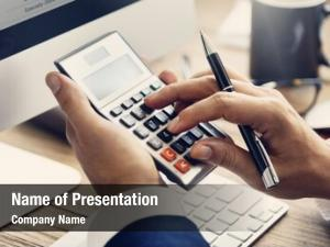 Financial calculate balance accounting profit