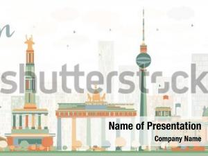 Abstract berlin powerpoint template