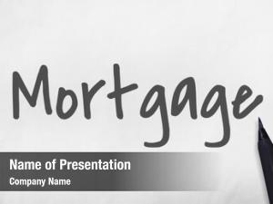 Finance mortgage money property concept